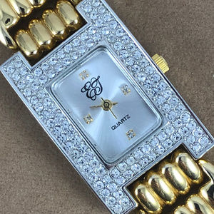 Vintage White Diamonds Elizabeth Taylor Watch